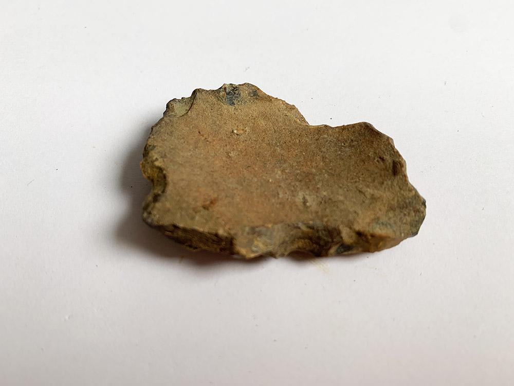Neolithic Spoon Scraper