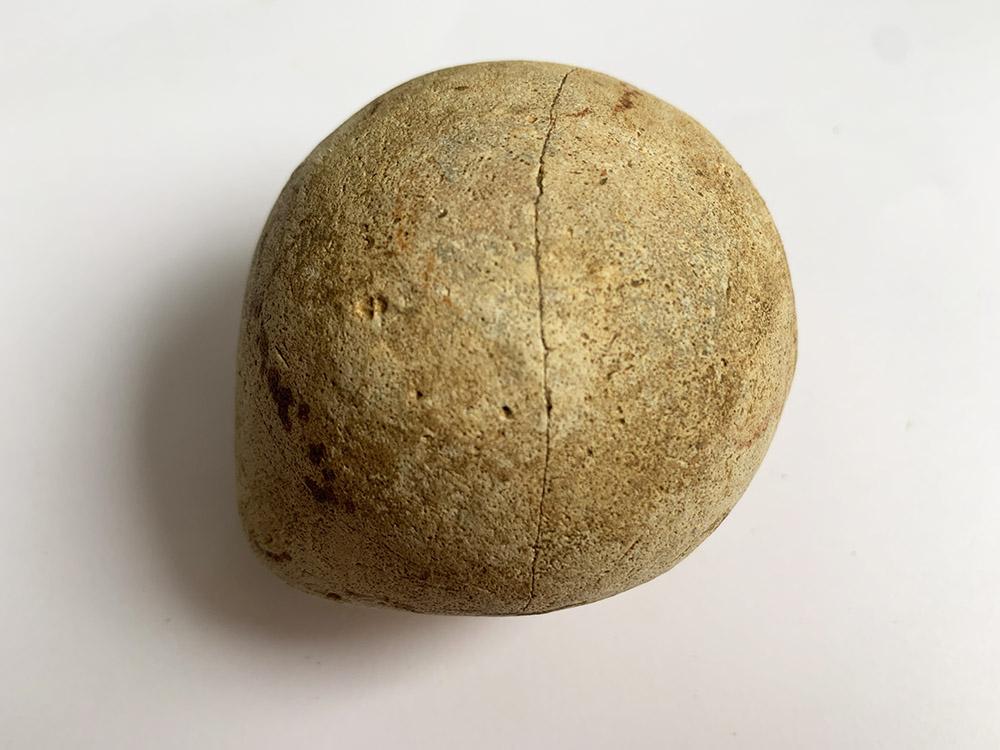 Neolithic Flint Nodule / Hammer-Stone