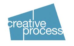 creative process logo