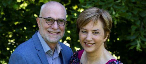 Stephen and Jenny Baxter