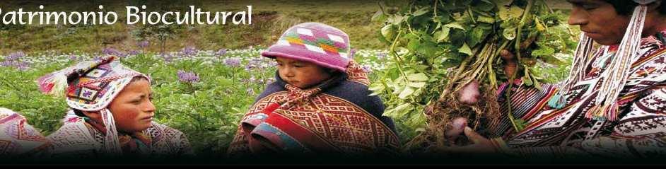 Quechua family in Cusco region