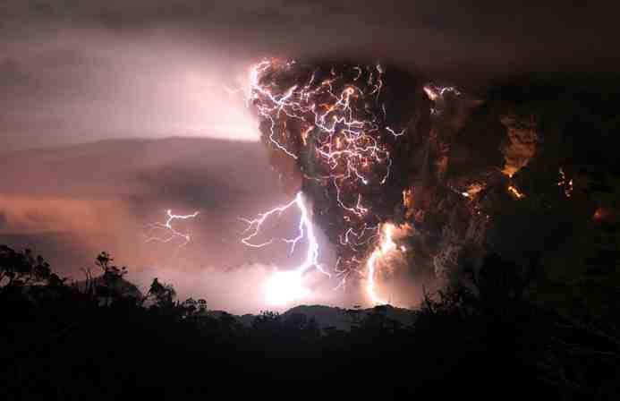 Chile—The fury of Chaitén volcano - nat geo