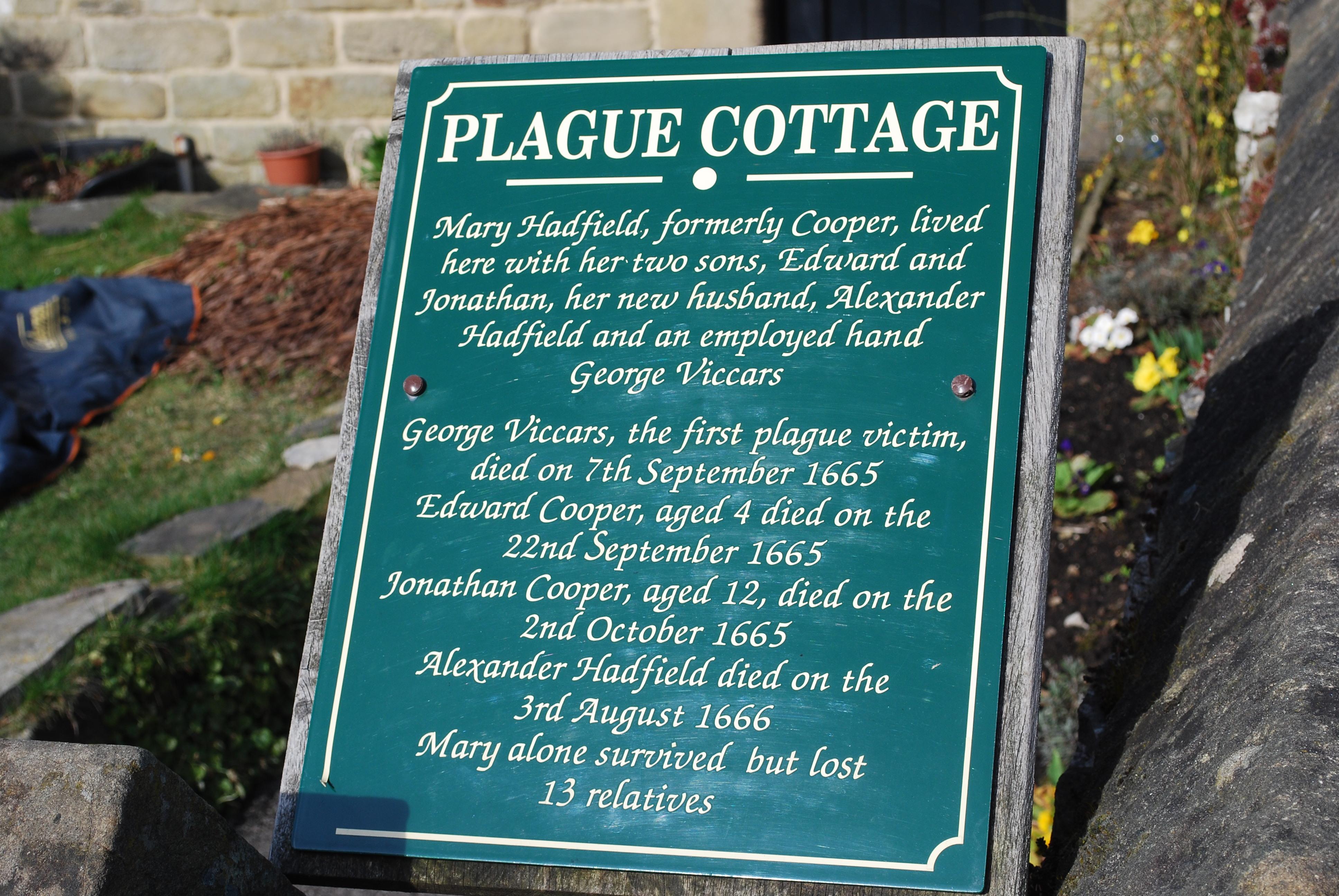 Eyam The Plague Village Of Self Sacrifice