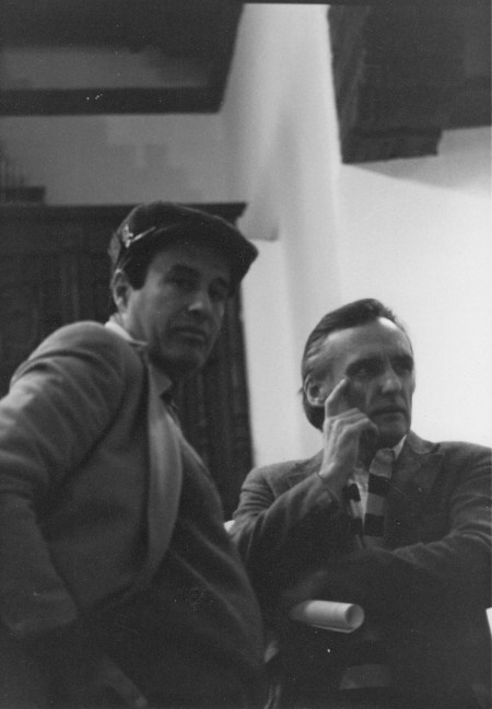 Two Rebels: kenneth Anger and Dennis Hopper