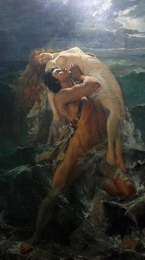 Noah's Flood: Not so godly?