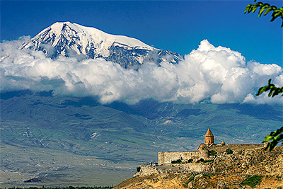Noah may not have landed on Mt. Ararat