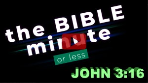 link to video about John 3:16