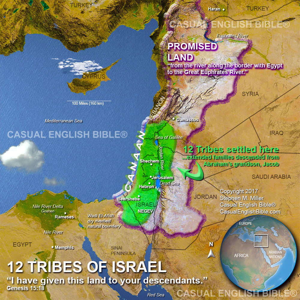 The Bible on Israel and Palestine