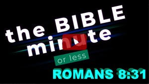 Link to video on Romans 8:31