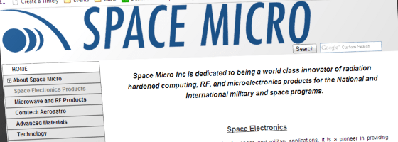 Space Micro
