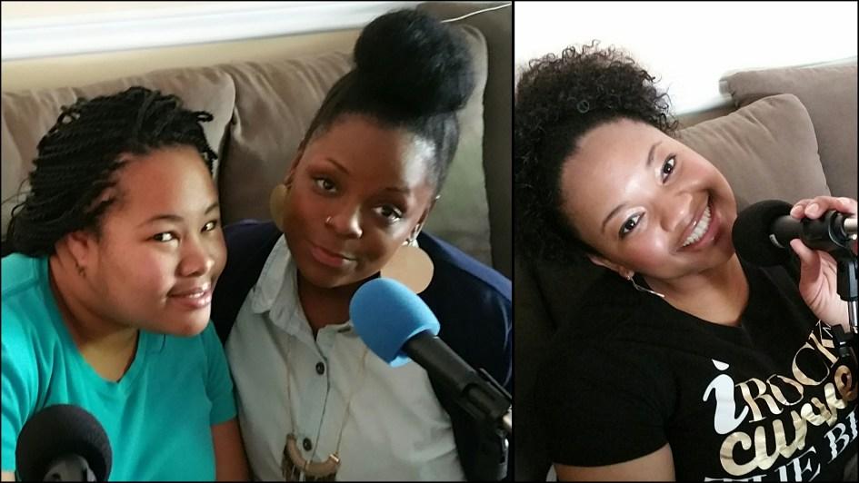Lyssa, Temoura, Jocelyn - Guesting on We Just Be Talkin'