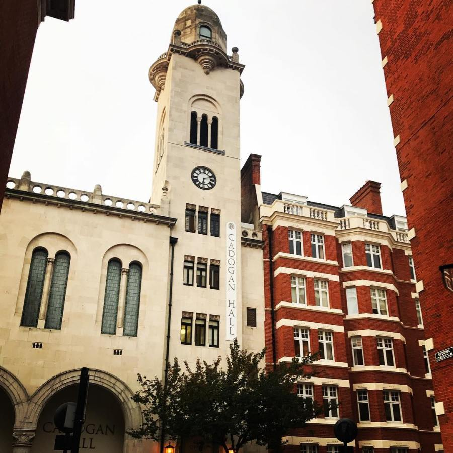 Cadogan Hall. One more night to go. <a href='https://stephenpieper.net/tag/bigbigtrain/' rel='tag' data-recalc-dims=