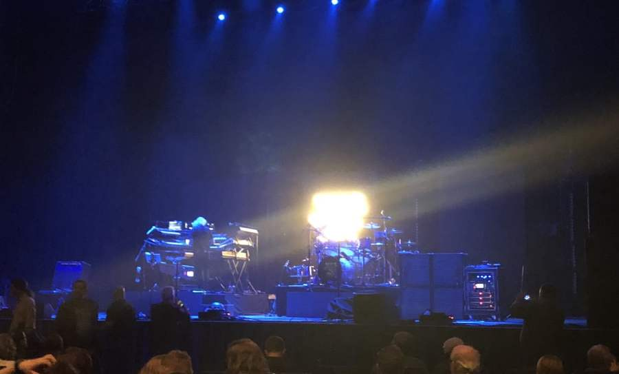 Yes Concert, Glasgow