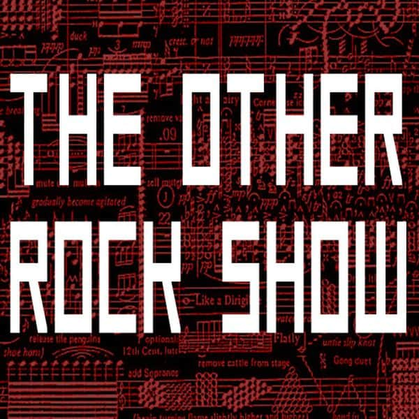 The Other Rock Show logo
