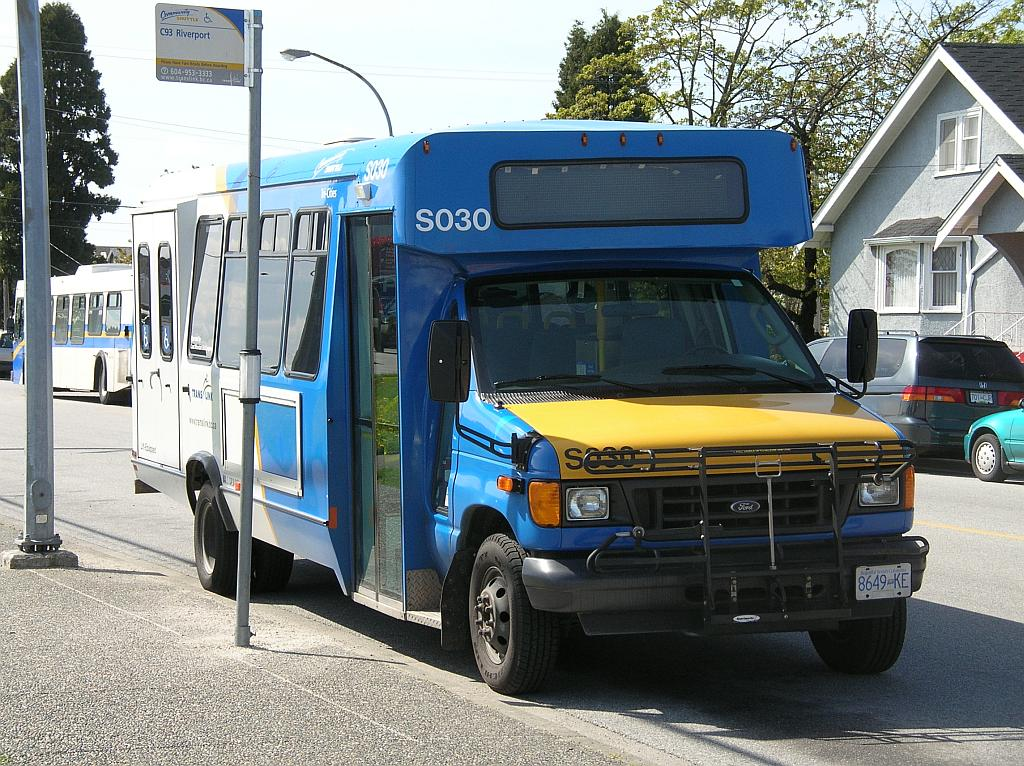 Community Shuttle at Steveston