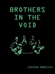 "In some places, there are no laws, and all you have is your brother. (Sci-fi version of ""Brothers In the Dust"".) http://www.lulu.com/shop/stephen-monteith/brothers-in-the-void/ebook/product-23675800.html"