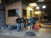 team cabin