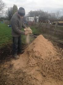 Heritage BBC Oak dust