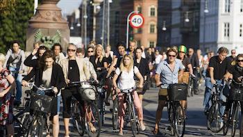 denmark cycling