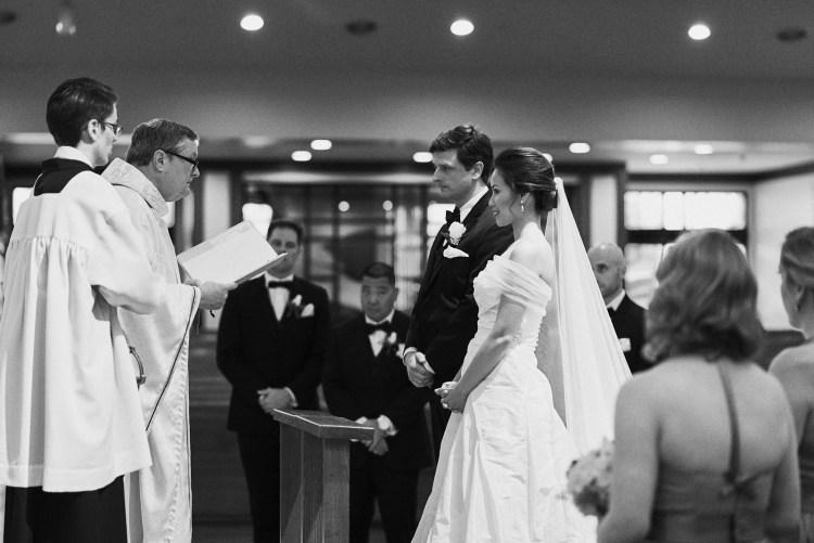 St. Kilian Catholic Church wedding