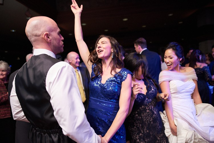 Wedding dance floor Dove Canyon Country Club