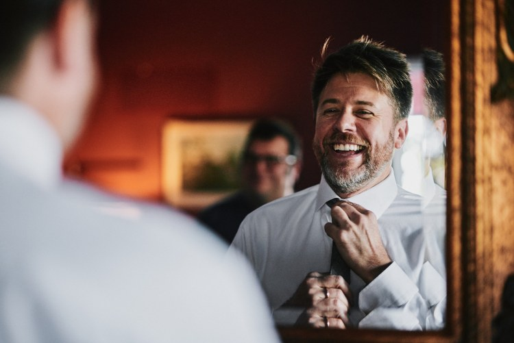 Riviera Mansion groom prep
