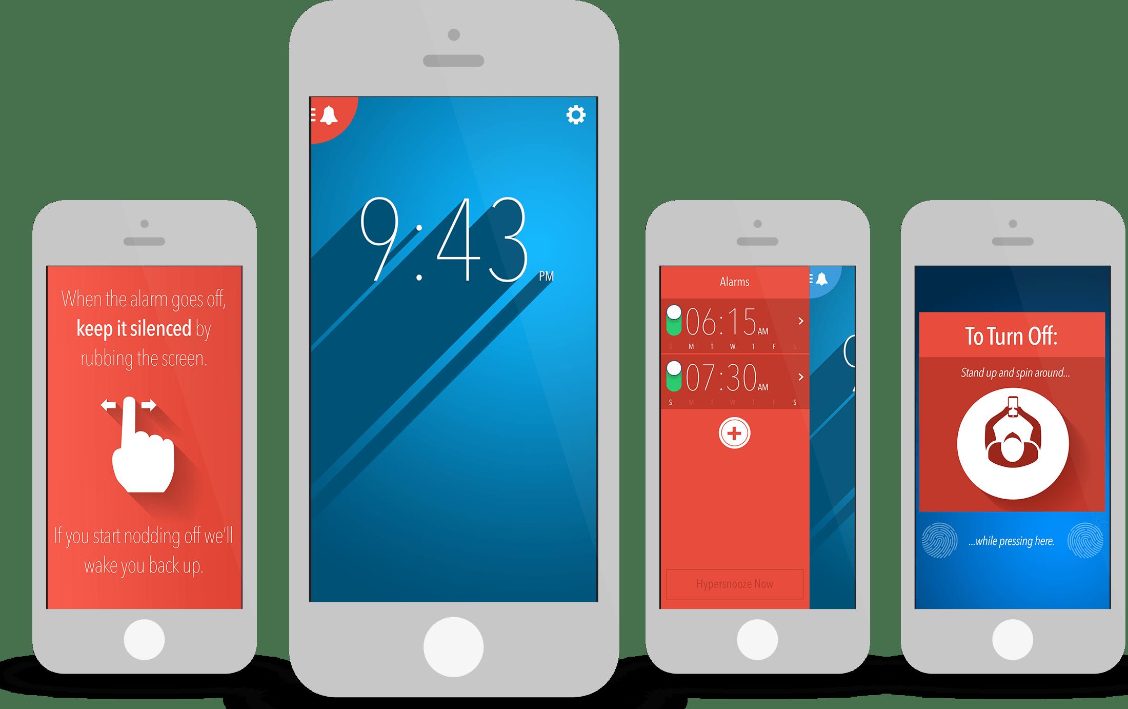 Hyper-Snooze App