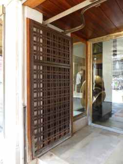 Olivetti Showroom, Venice - Carlo Scarpa 10_Stephen Varady photo ©