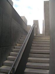 Holocaust Memorial by Peter Eisenman 42_Stephen Varady Photo