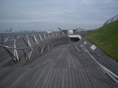 Yokohama Port Terminal by Foreign Office Architects 23_Stephen Varady Photo ©