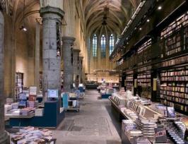 Boekhandel Dominicanen by Merkx + Girod 02