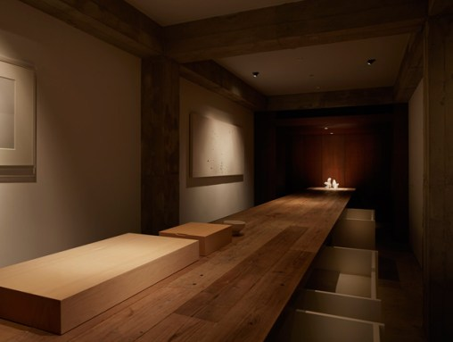 Sushi Yoshii by Suppose Design Studio 01