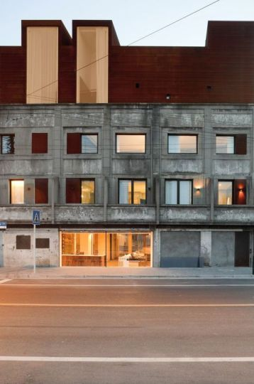 The Waterhouse Hotel on South Bund by Neri & Hu 03