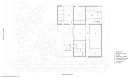 Clyfford Still Museum by Allied Works Architecture - ground floor plan