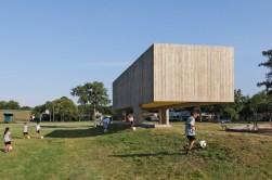Webb Chapel Park Pavilion by Studio Joseph 03