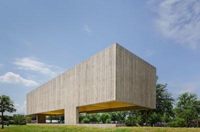 Webb Chapel Park Pavilion by Studio Joseph 04