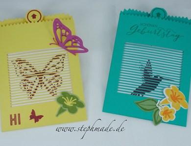 Oldies but Goldies: Fliegende Karten
