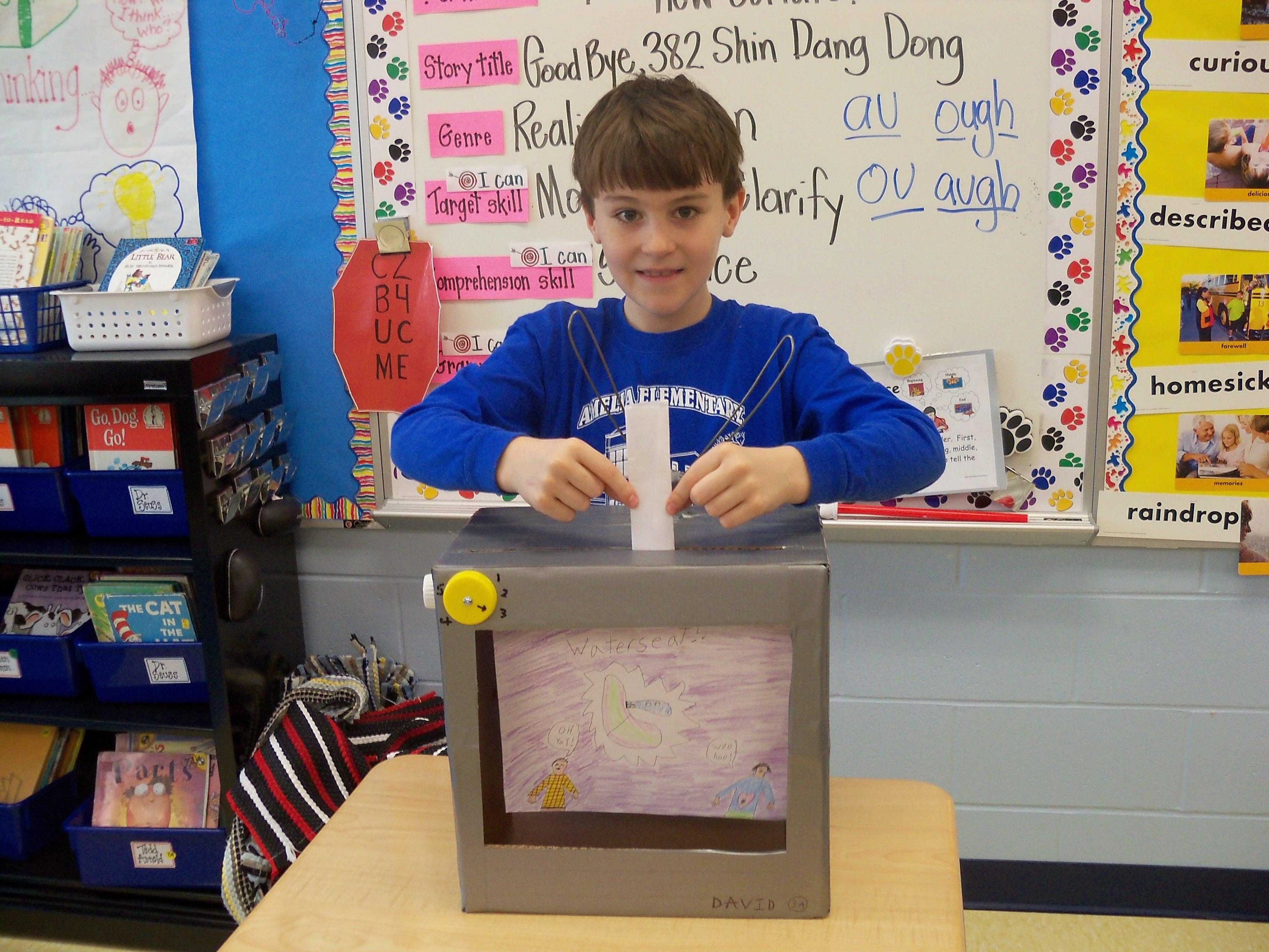 8th Grade Invention Ideas