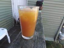 My Favorite Fall Cocktail