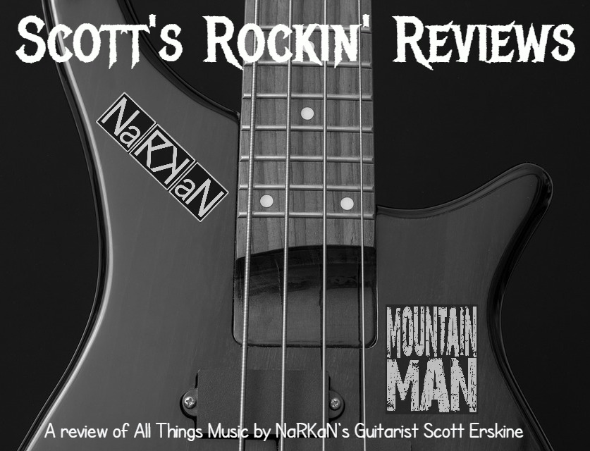 Scott's Rockin' Reviews