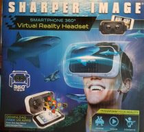 2016 Holiday Gift Guide: Sharper Image Virtual Reality Headset