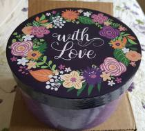 Love For Mom Cookie Gift Box from GourmetGiftBaskets.com