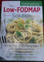 Book Review: THE LOW-FODMAP SOLUTION Put an End to IBS Symptoms and Abdominal Pain