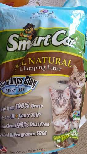 All Natural SmartCat Litter from Pioneer Pet