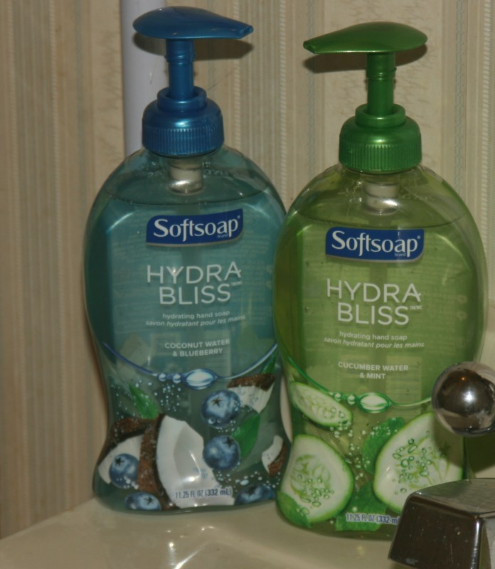 Softsoap Hydra Bliss Hand Soap