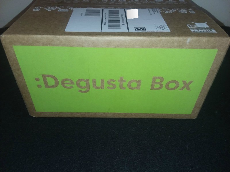 November Degusta Box Unboxing
