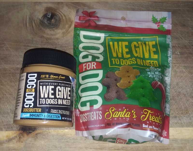 Holiday Gift Guide: DOG for DOG