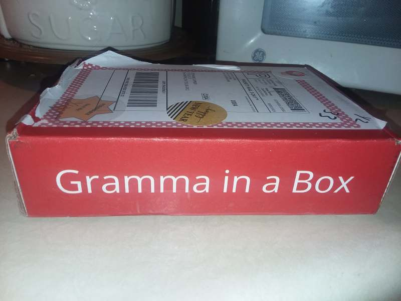 January Gramma in a Box Unboxing
