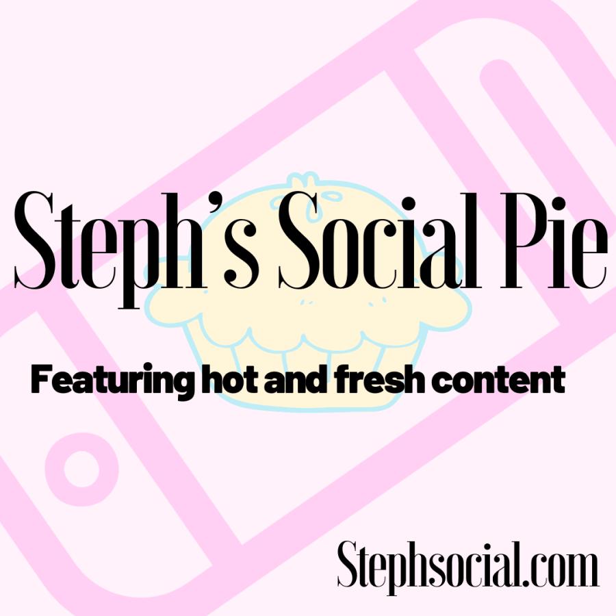 steph's social pie