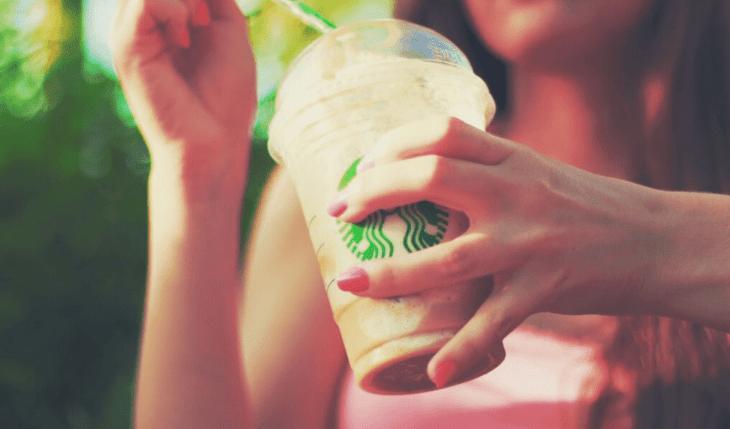 Keto Starbucks Frappuccino
